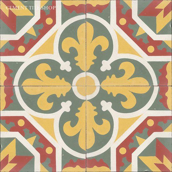 Cement Tile Shop - Handmade Cement Tile | New Orleans