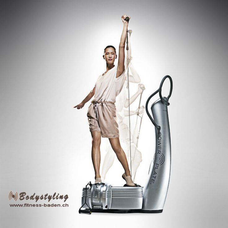Fitness Baden - Power Plate Action4