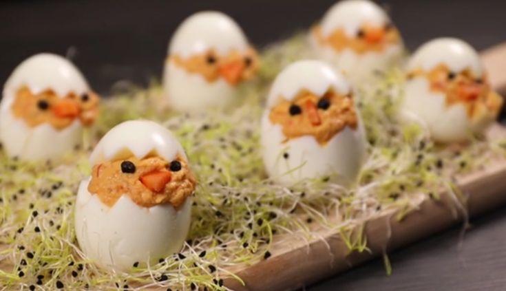 Velikonoční plněná vejce, jednoduchá pochoutka pro celou rodinu - Strana 2 z 2 - Receptty.cz