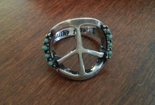 LUCKY BRAND beautiful gypsy hippie ring..any size you want!  Newest design -grab one for your self and friend .. I am in love!    $24.99  Free shipping..email me or call me - katerina  818-6347674 katka22222@yahoo.com
