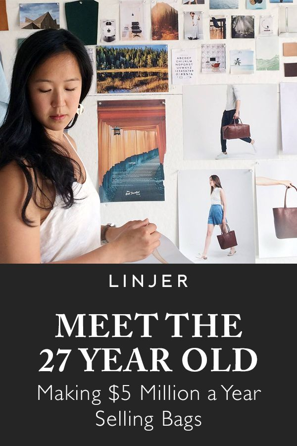 Read about how co-founder Jennifer Chong's built Linjer from nothing and her vision for the future of the brand.