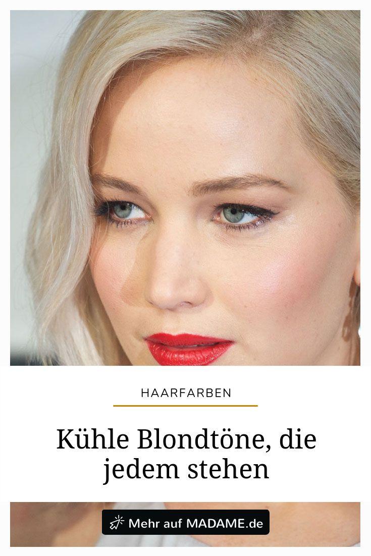 Kühle Blondtöne Die 5 Schönsten Farben Und Wem Sie Stehen In 2019