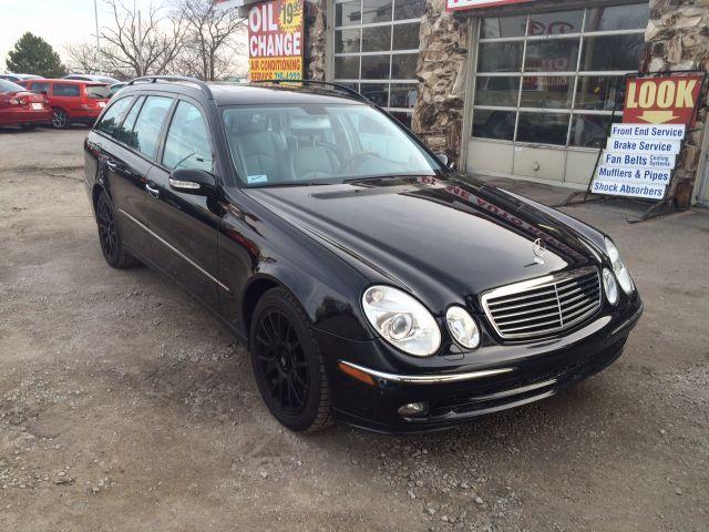 2006 Mercedes E500 S 4Matic   $9995   Prime Auto Sales - Omaha, NE   402-715-4222   #mercedes #e500 #4matic #awd #wagon #benz #mercedesbenz #german #europeansportscar #leather #luxury #family #roadtrip #ridininstyle #auto #omaha #primeauto
