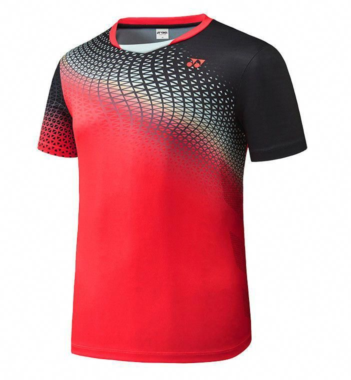 1b3680a238 ↵Main Features ---Brand   YONEX ---Gender   Men ---Material   100%  Polyester ---MPN   73TS021M ---Color   Gray ---Size   M (95)