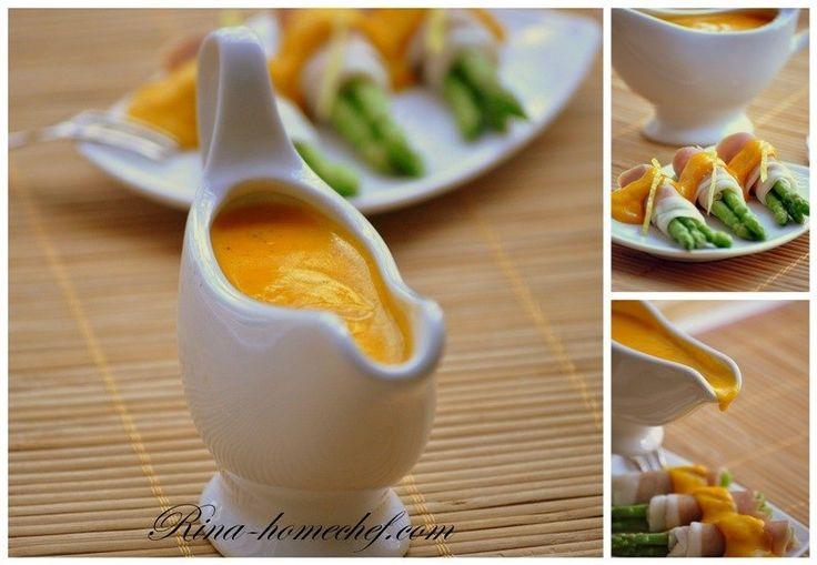 кухня русская | Пикантный соус из мандаринов
