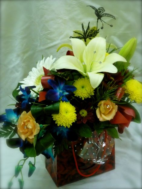 65 Best Images About Flower Arrangement On Pinterest