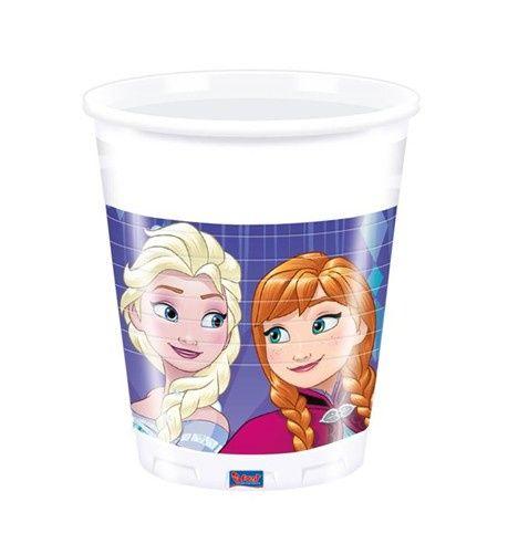 Frozen bekers voor een verjaardag of Frozen feestje | Nieuwe Frozen feestartikelen bij Feestwinkel Altijd Feest