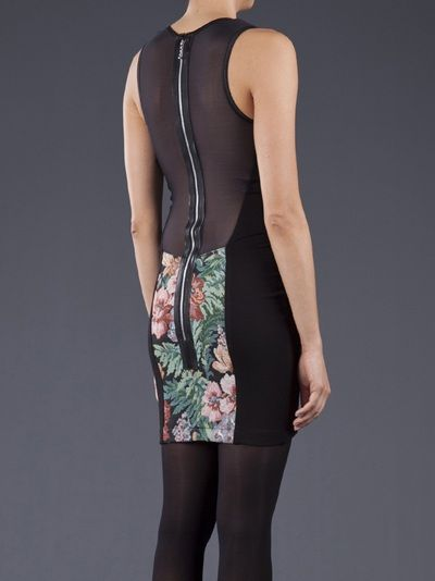 CESAR ARELLANES - Embroidered Dress