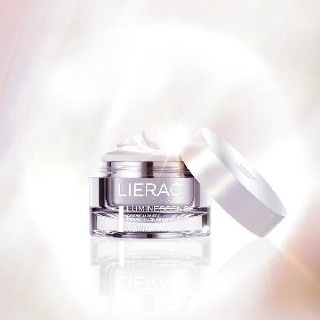 Lierac Luminescence creme Magical light effect and smooth result like no other
