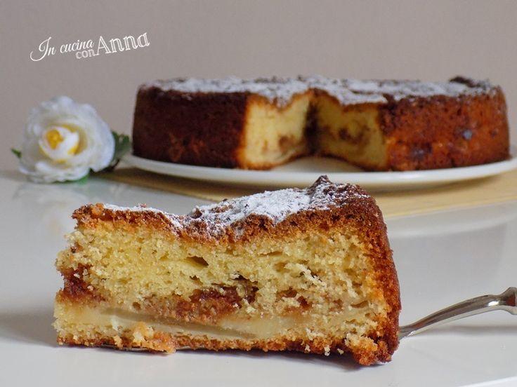Torta amamela (versione soffice)