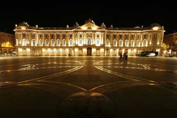 Le Capitole,Toulouse,France - Great times!