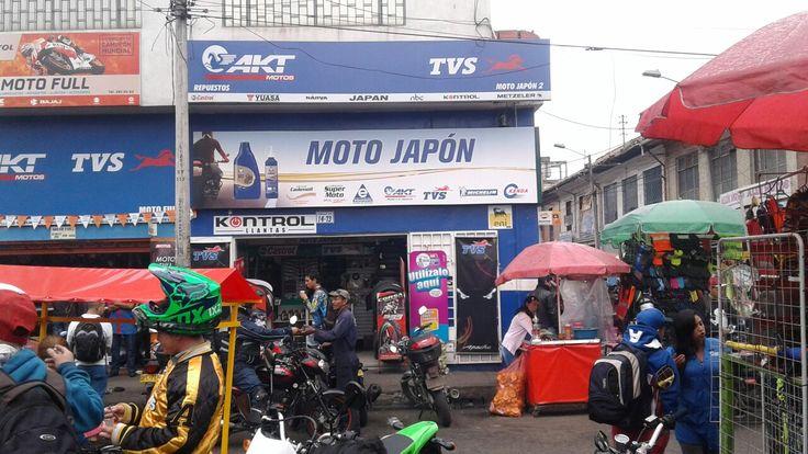Moto Japon Caracas con 15 Bogota Colombia