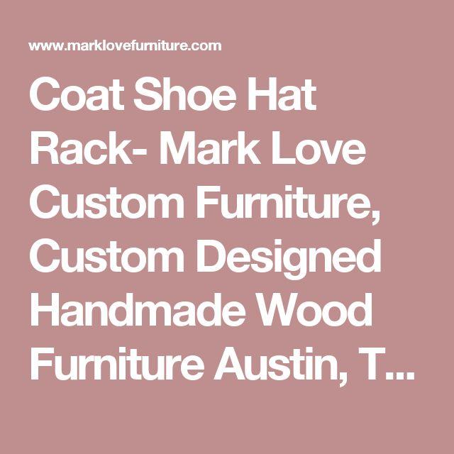+ best ideas about Handmade wood furniture on Pinterest