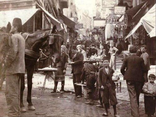 Yüksek Kaldırım (1920'li yıllar)
