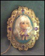 Liddle Kiddles doll necklaces