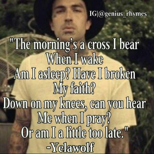 25+ Best Yelawolf Quotes On Pinterest