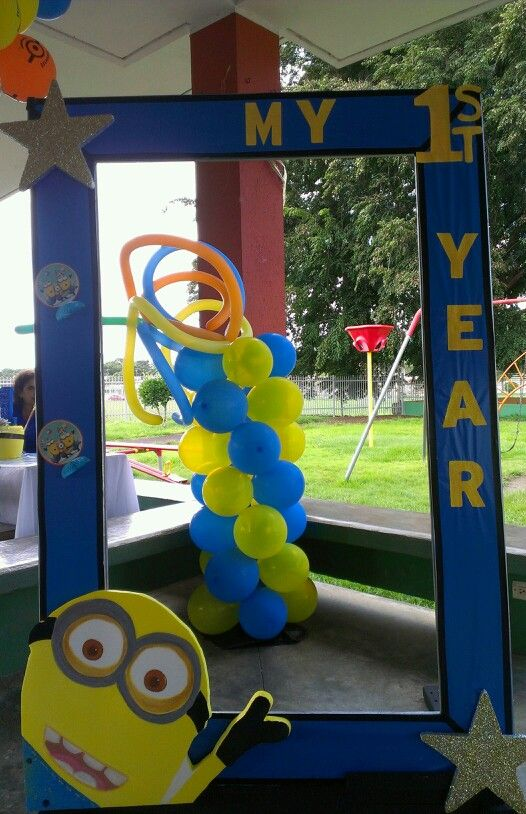 163 best Minions images on Pinterest Minion birthday parties
