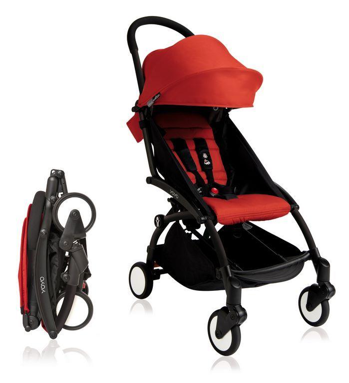 Der perfekte kleine Reisebuggy - Babyzen YOYO+ 6+ Buggy - online kaufen bei mypram.com