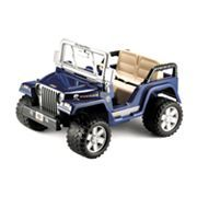 Power Wheels Jeep Wrangler Rubicon Ride-On by Fisher-Price #JoysOfSummer