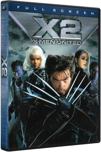 X2: X-Men United (2003) -  Several months have passed since The X-Men defeated Magneto and imprisoned him in a seemingly impregnable plastic chamber. One day, a mutant by the name of Nightcrawler infiltrates the White House and attempts to assassinate the president, setting off a chain reaction of anti-mutant measures by the government. Meanwhile, Logan is trying to discover his past. A scientist named William Stryker discovers Professor X's secret school and Cerebro, Magneto's partner…