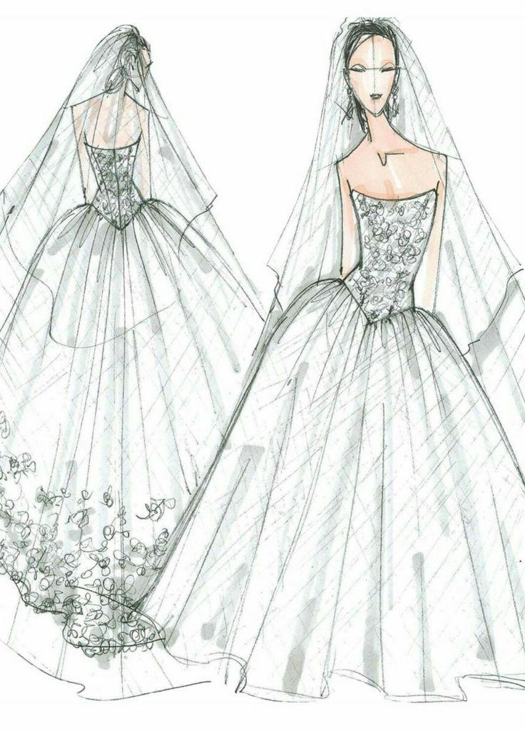 Vera Wang Vw351135 Size 3 Wedding Dress バレリーナ、ウェディング、レース