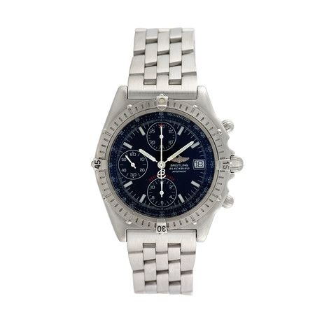 Breitling Blackbird Automatic // Limited Edition // A13050.1 // 763-TM88404 // Pre-Owned