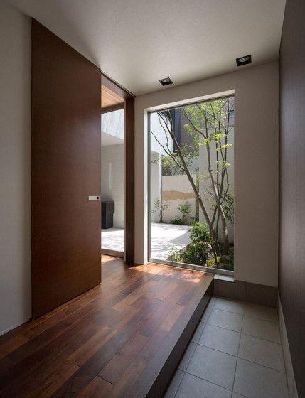 17 mejores ideas sobre puertas corredizas de madera en - Puertas de diseno interior ...
