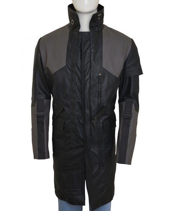 Deus Ex Adam Jensen Black Coat