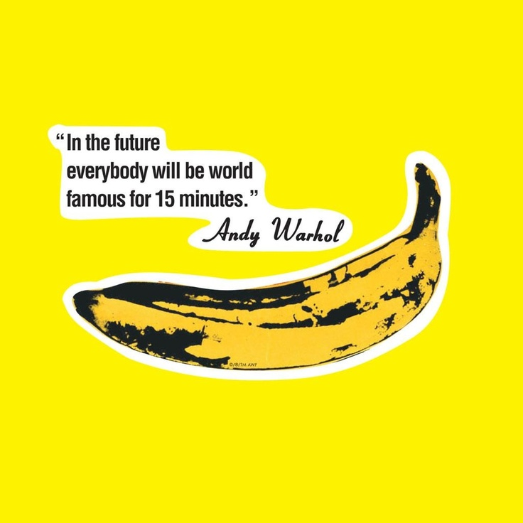 By Andy Warhol Quotes. QuotesGram