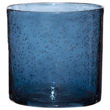 Bubble Glass Tealight Holder