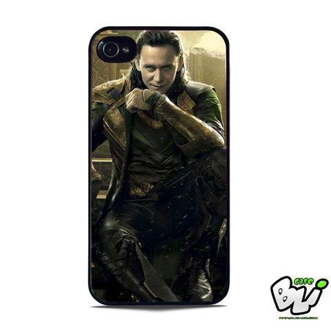Loki Tom Hiddleston iPhone 5 | iPhone 5S Case