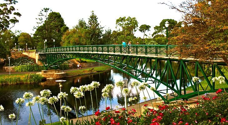 River Torrens, Adelaide, Australia - Travel tips for Adelaide: http://www.ytravelblog.com/things-to-do-in-adelaide/