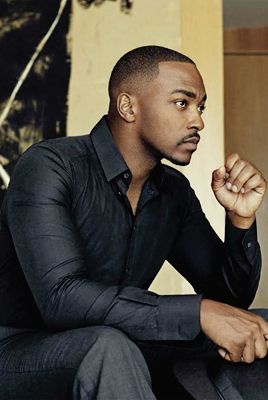 captainevans:    Anthony Mackie photographed by... : no pancake houses