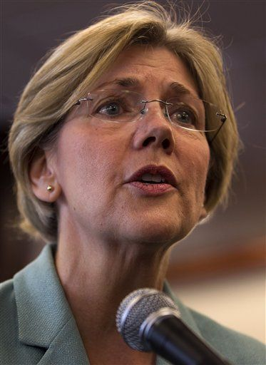 Elizabeth Warren says she knows she is part Native American 'because my mother told me so'