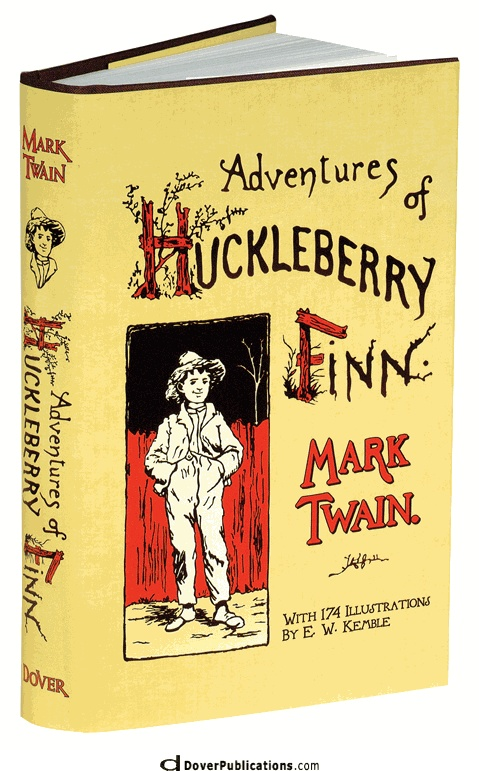 the racist side of huckleberry finn by mark twain A debate about the removal of the 'n'-word from mark twain's masterpiece  newsouth books is releasing a new edition of mark twain's adventures of huckleberry finn and  i might still side .