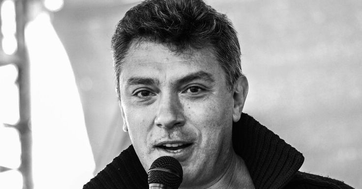 A gallery of photos of Russian opposition leader, Boris Nemtsov.