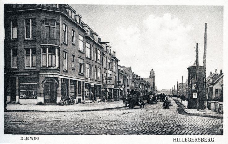 Kleiweg (hoek Straatweg)