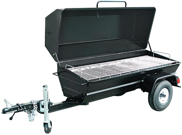 pig roaster ~ great for gatherings... I love these things