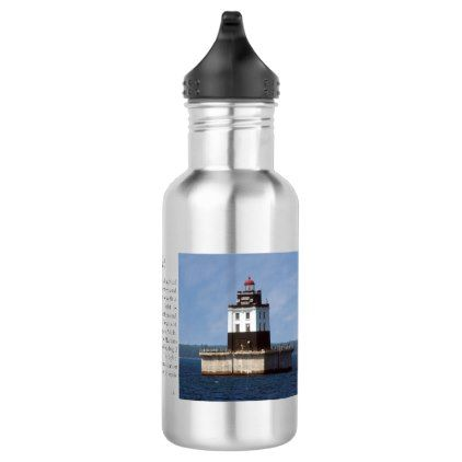 Poe Reef Light water bottle - light gifts template style unique special diy