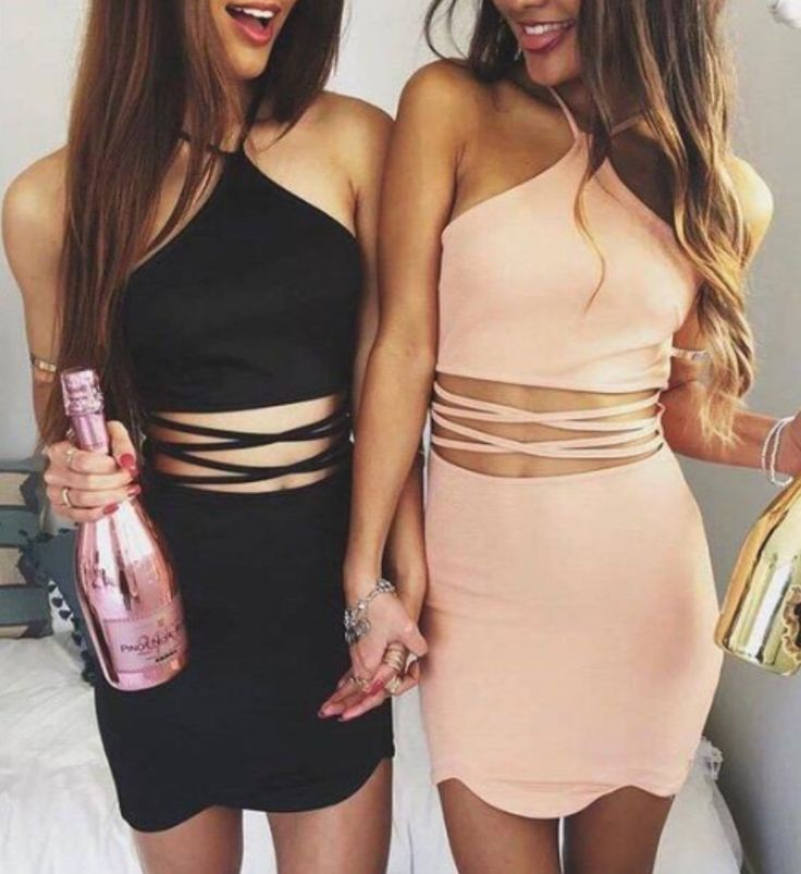 Sexy bodycon Homecoming Dress Unique Halter Cocktail Party