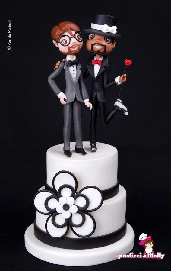 lesbian wedding cake topper 45 best images about and wedding cake toppers 5498