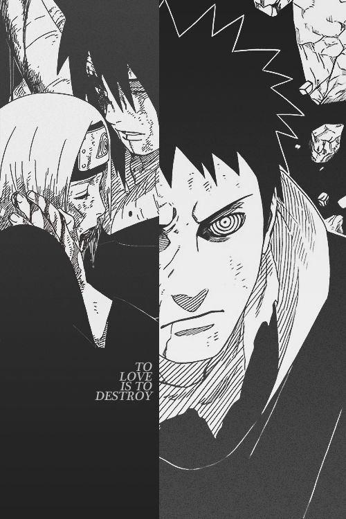 obito and madara relationship poems