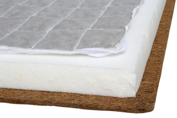 Saltea Cocos Multistrat 120x60x9 (cm) marca MyKids