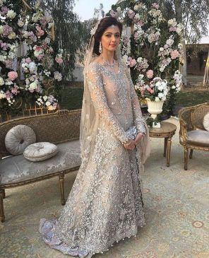 Latest Bridal Dresses 2017 | PK Vogue