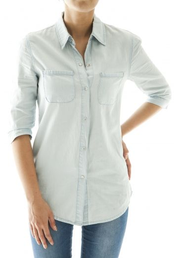 Denim shirt, Denimbox.pl 129 pln