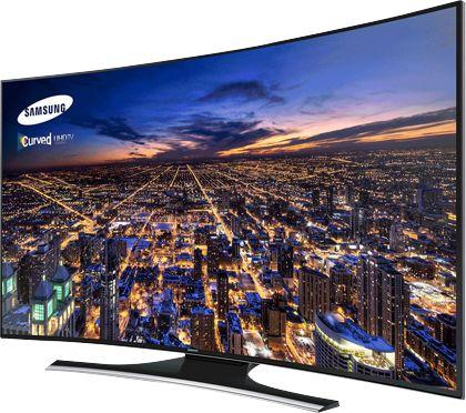 Smart TV LED 65 polegadas Curva Samsung 65HU7200 4K Ultra HD
