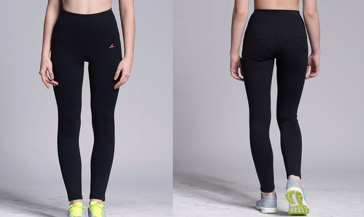 [ATHLETE] Women Sports Long Pants Leggings Yoga Fitness Running Gym #Athlete #PantsTightsLeggings