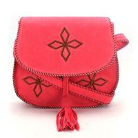 Female Korean Hand-embroidered Tassels Retro Women Small Shoulder Bags