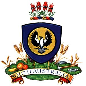Coat of arms of South Australia