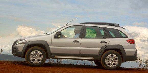 Fiat Palio Adventure E-torQ